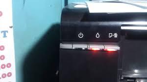 máy in epson l800 báo lỗi mực