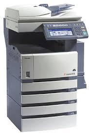 do muc may photocopy toshiba e 450